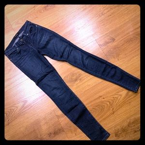 "J Brand ""Fix"" denim 620 mid rise"